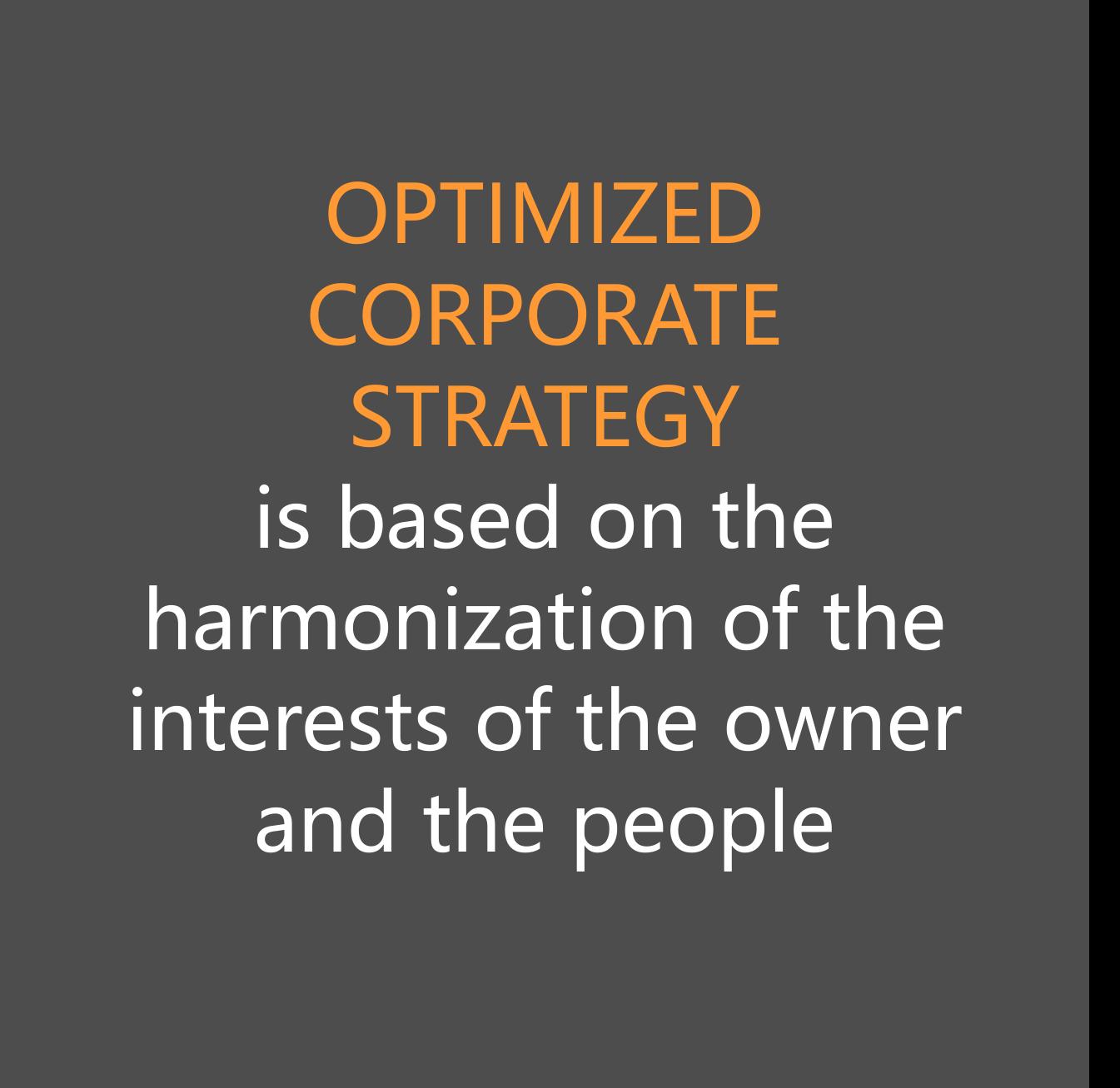 Strategy optimization