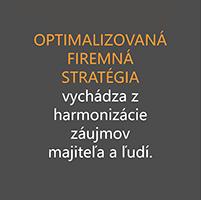 Optimalizácia stratégie
